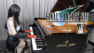Final Fantasy VII「Tifa's Theme」Remake \u0026 Original Version - Ru's Piano   I, Tifa, have a PIANO 🎹