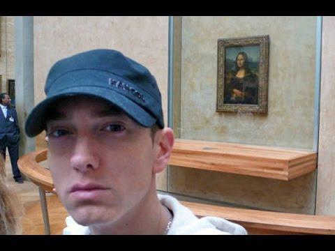 Rare Pics of Eminem
