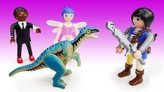 Детское видео про игрушки. Супер четверка ищет волшебный цветок!