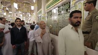 ما اهمية الروضة في المسجد النبوي؟