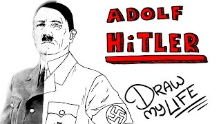 ADOLF HITLER | Draw My Life En Español
