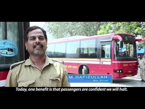 India: Mysuru's SMART Public Bus Transport for Livable Cities