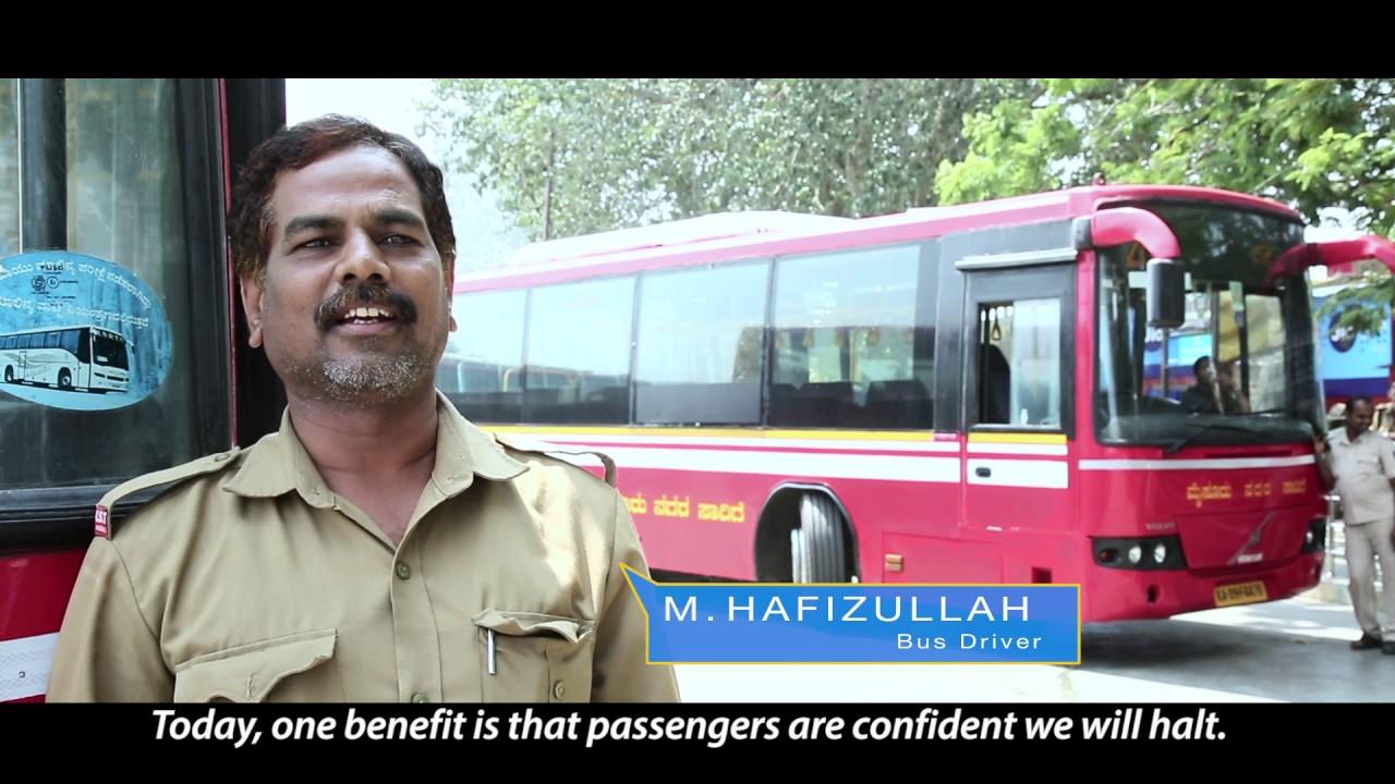 India: Mysuru's SMART Public Bus Transport for Livable Cities