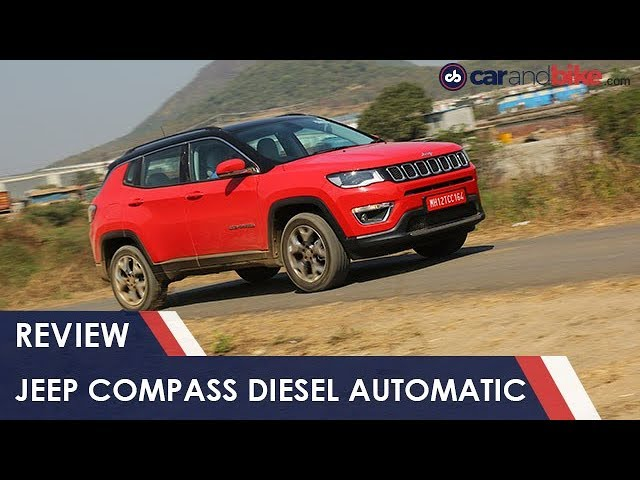 Jeep Compass Diesel Automatic Review Youtube