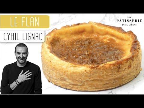 un-flan-sans-oeufs!-(qui-tient!)-cyril-lignac