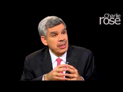 Mohamed A. El-Erian: Expect Market Volatility (Jan. 25, 2016) | Charlie Rose