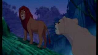 Lion King - Under the Stars (Nala fandub)  ~ MJSPARKLES33 CONTEST