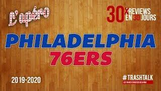 Gambar cover NBA Review 2019-20 : les Philadelphia Sixers