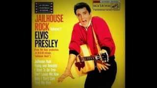 """ELVIS PRESLEY - """"JAILHOUSE ROCK""""  (1957)"""
