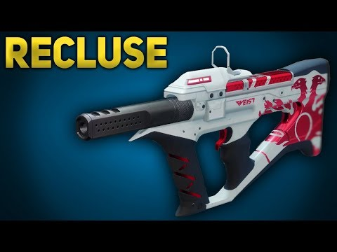 The Recluse Review - The Best SMG | Destiny 2 Jokers Wild thumbnail