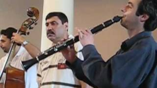Adrian Receanu, clarinet, w/ Other Europeans Project