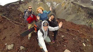 Mt. Fuji Japan - GoPro HD