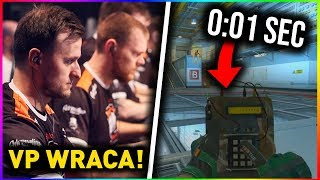 VIRTUS.PRO COMEBACK z PACT  - BYALI WKUR*IONY  - MEGA FAIL na FINAŁ MAJOR ! CS:GO Twitch Clips