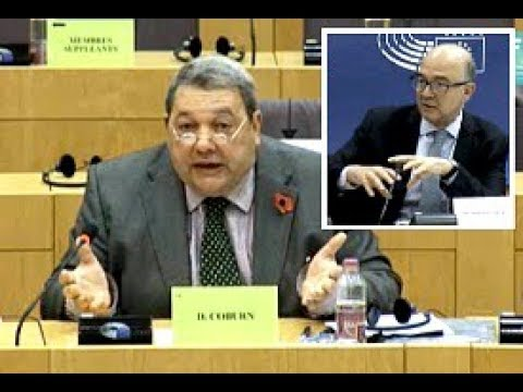 If you don't follow OECD rules stop sending them taxpayers money, Coburn tells EU tax Commissioner