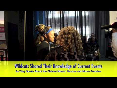 William Dandy Middle School on TV again! Telemundo 51