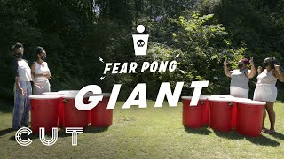 Giant Fear Pong: Mothers and Daughters   Fear Pong   Cut