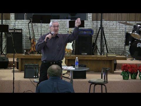 Ken Lawrence Speaking Demo 1