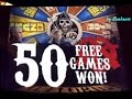 ** 60 SPINS ** SONS OF ANARCHY slot machine MAX BET BONUS BIG WIN!