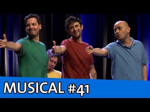 MUITO BARULHO POR NADA - MUSICAL #41
