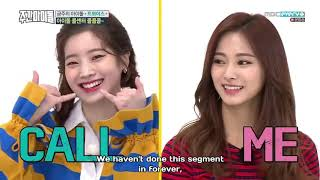 Gambar cover [ ENGSUB ] WEEKLY IDOL TWICE EP.327