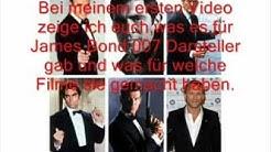Alle James Bond Darsteller und ihre Filme