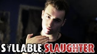 Hyperaptive - Syllable Slaughter  | UK Underground Rapper