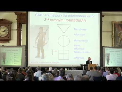 Prof Rod Jackson - Innovative teaching of EBM