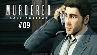Let's Play Murdered: Soul Suspect [Part 9] - Das Polizeirevier thumbnail