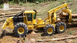 10 Most Amazing Forest Machines in the World
