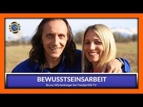 KLARTEXT No: 1 / Bewusstseinsarbeit / Bruno Würtenberger bei Free Spirit®-TV