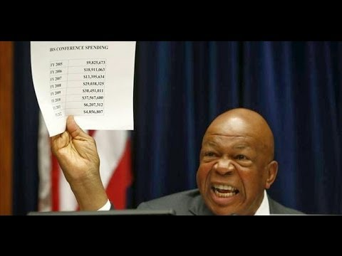 IRS Targeting   Rep Issa - Democratic Colleague Cummings Sought Tea Party Data In 2012