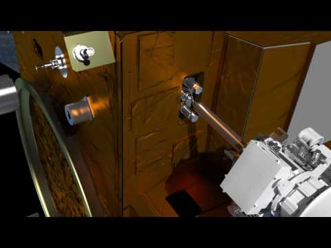 Space Systems Loral Restore-L satellite servicing