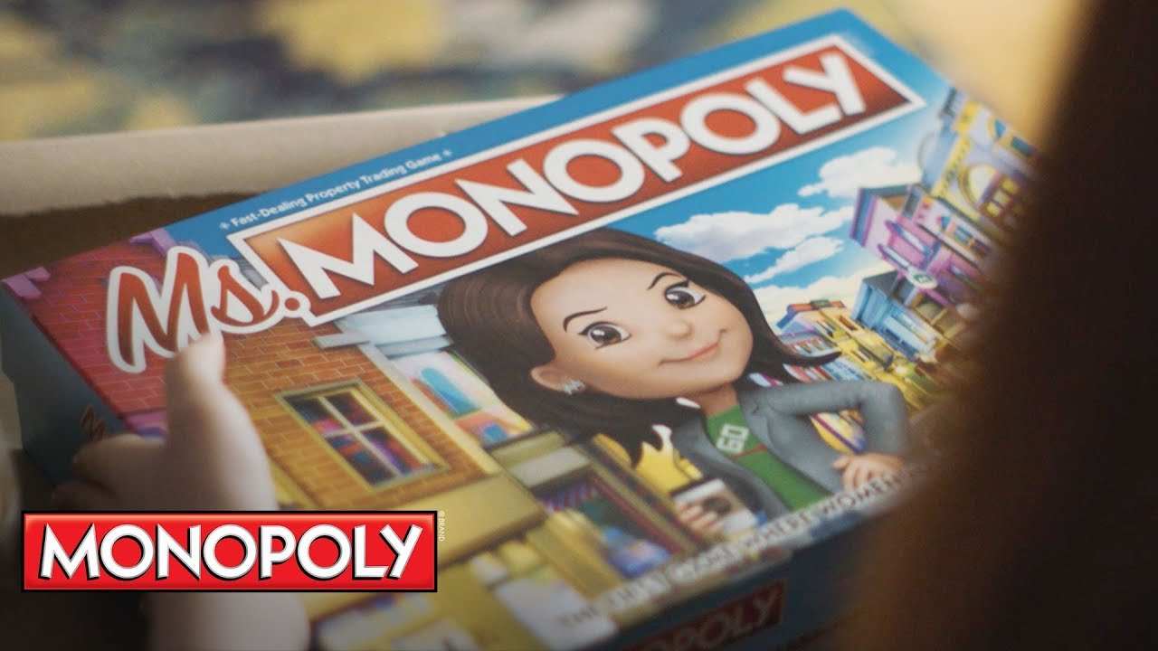 Ms. Monopoly Official - Monopoly - YouTube