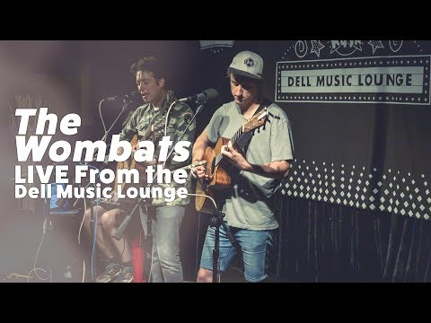 The Wombats LIVE from the Dell Music Lounge   93.3 KGSR