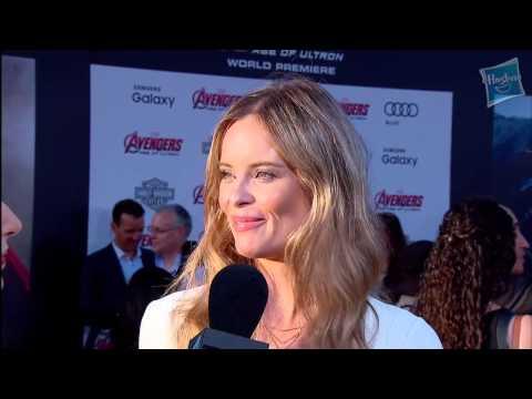 Ricki Lander Red Carpet Interview