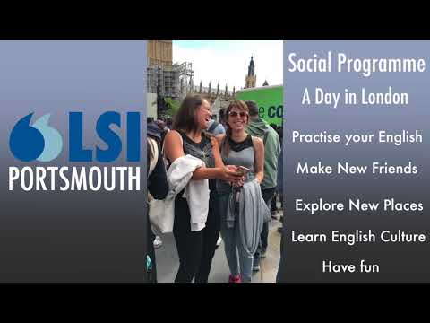 A Day In London - LSI Social Programme Students