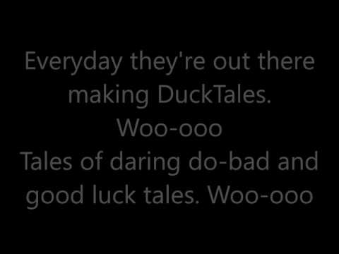 Ducktales 2017 full opening