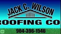 Jack C. Wilson Roofing Co. Leak Repairs in Jacksonville