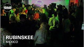 Rubinskee Boiler Room Mexico City Live Set