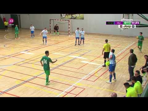 CD Los Olivos vs 101TV MCF Futsal