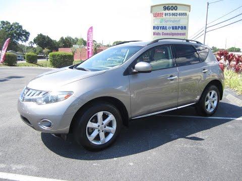 SOLD 2009 Nissan Murano S Meticulous Motors Inc Florida For Sale