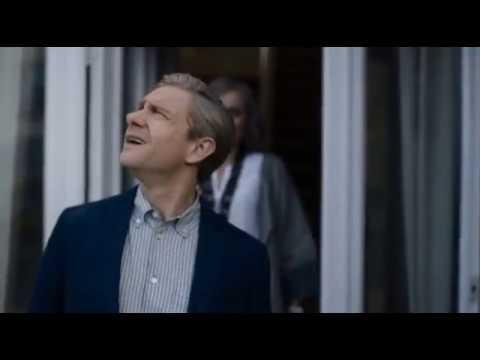 Sherlock: The Lying Detective - Mrs. Hudson's entrance