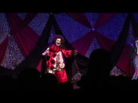 The Ringmaster's Cabaret: My Last Video Fright Fest Six Flags Great America 10-29-17