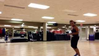 Zumba RDX - BEND OVER  ( Zumba with Gabrielle )