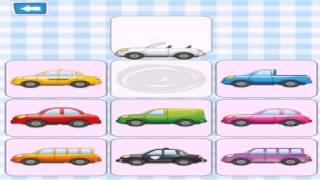Учим цвета с Машинками. Развивающие видео для детей(, 2016-03-08T17:54:01.000Z)