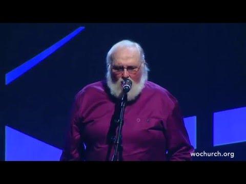 Charlie Daniels singing