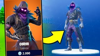 FORTNITE - FINALLY THE NEW SKIN - FIXED PROBLEMS!!