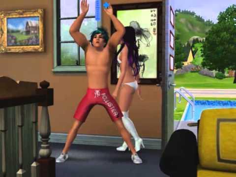 Sims 3 Echauffement Sport