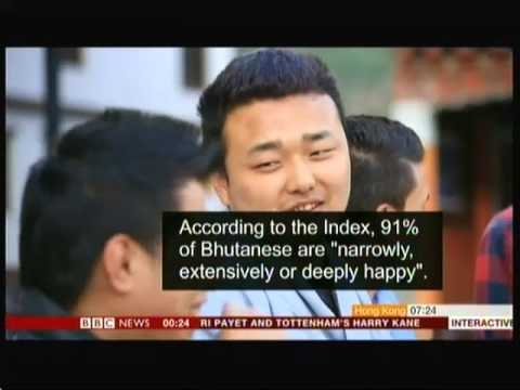 Bhutan 'Land of the Thunder Dragon' - BBC News - 14th April 2016
