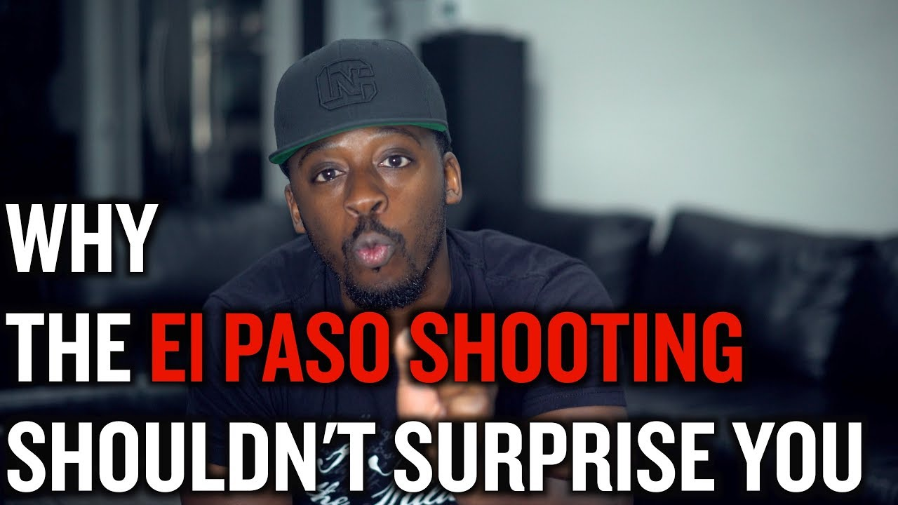 Why The El Paso Mass Shooting Shouldn't Surprise You